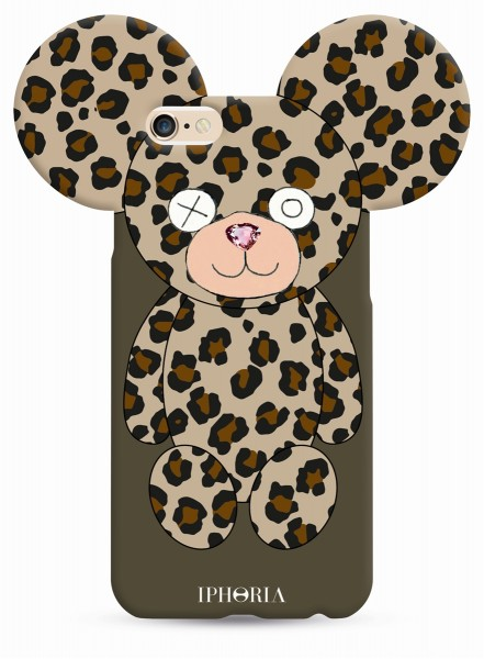 Teddy Camo für Apple iPhone 6/ 6S 1