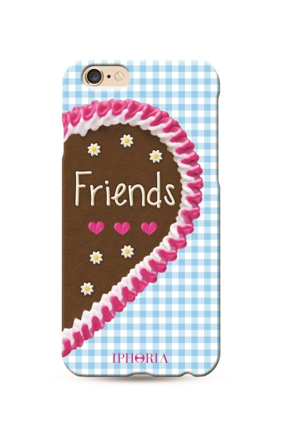 Oktoberfest Special Wiesn Best Friends Blue für Apple iPhone 6/ 6S 1