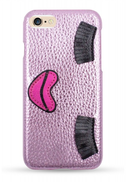 Case Rose Kiss Me Metallic Monster für iPhone 6/6S/7/8 1