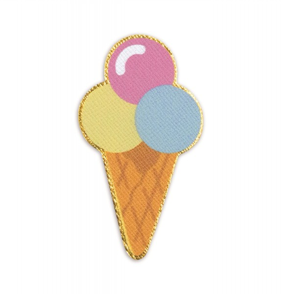 Ledersticker Ice Cream 1