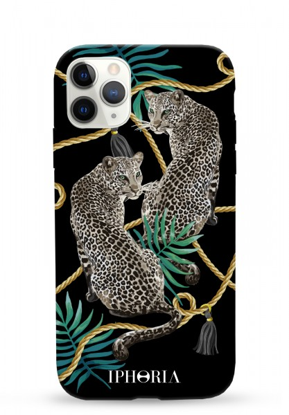 Artikelbild 1 des Artikels Case for Apple iPhone 11 Pro - black Leopards