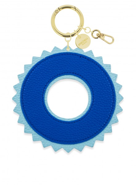 XL Bag Charm Blue Letter O 1