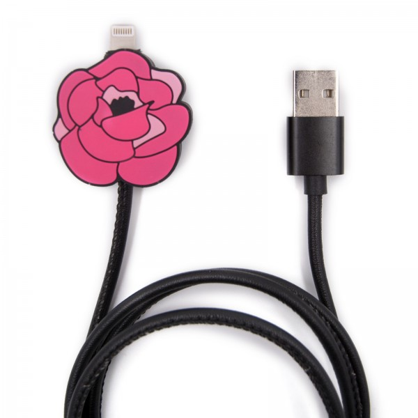 Artikelbild 1 des Artikels Charging Cable for Apple iPhone - Rose Pink