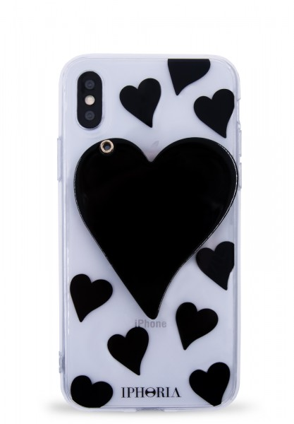 3D Case For Apple iPhone X/Xs - Dalmatian Love  Is Power - 1