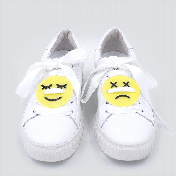 Sneaker Patch Set Smiley 1