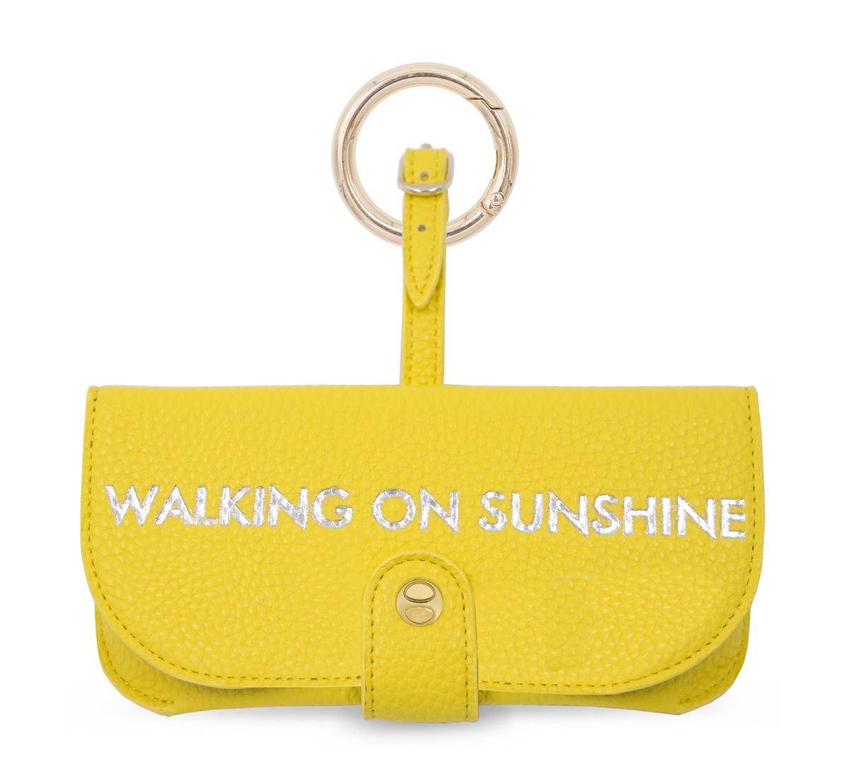 Sunglasses Case Walking on Sunshine