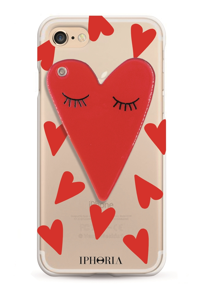 Mirror Case Heartattack for iPhone 7