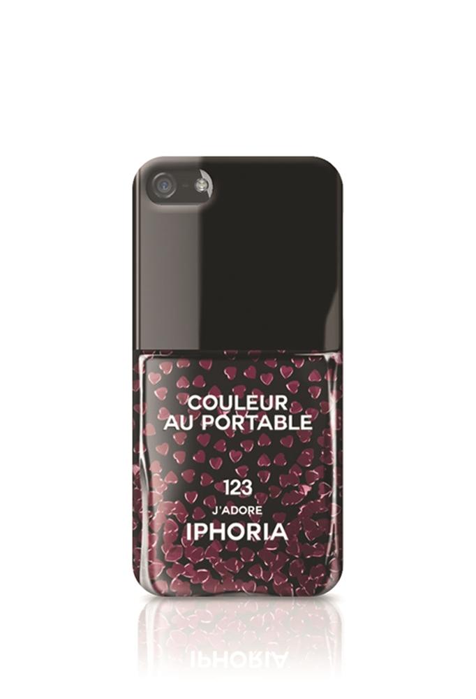 Couleur au Portable J'adore für Apple iPhone 5/ 5S/ SE