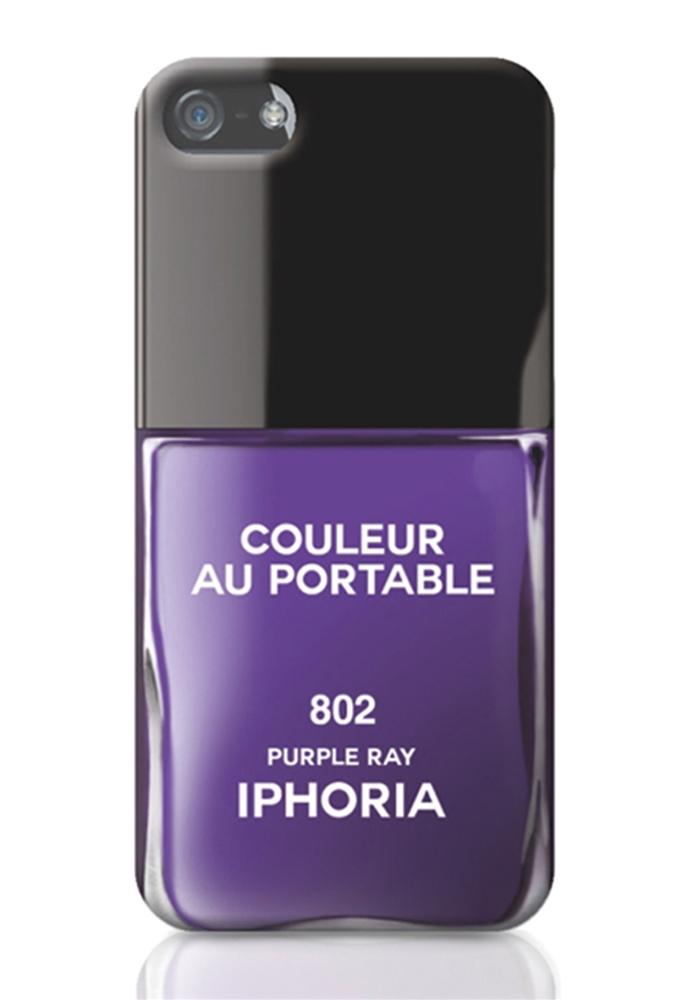 Couleur Au Portable Purple Ray für Apple iPhone 5/ 5S/ SE