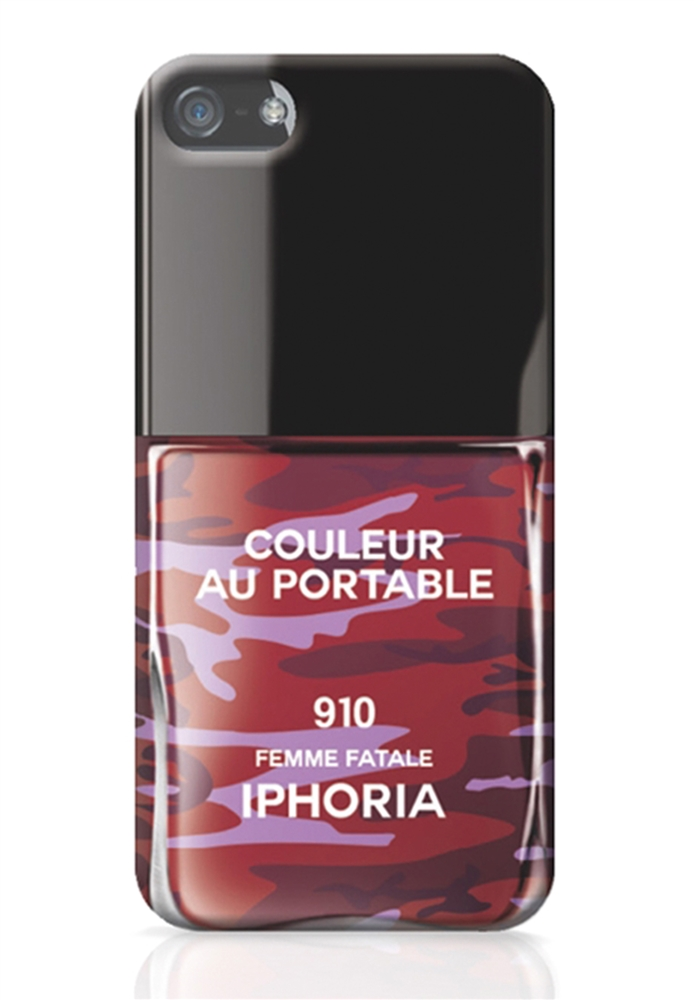 Couleur Au Portable Femme Fatale für Apple iPhone 5/ 5S/ SE