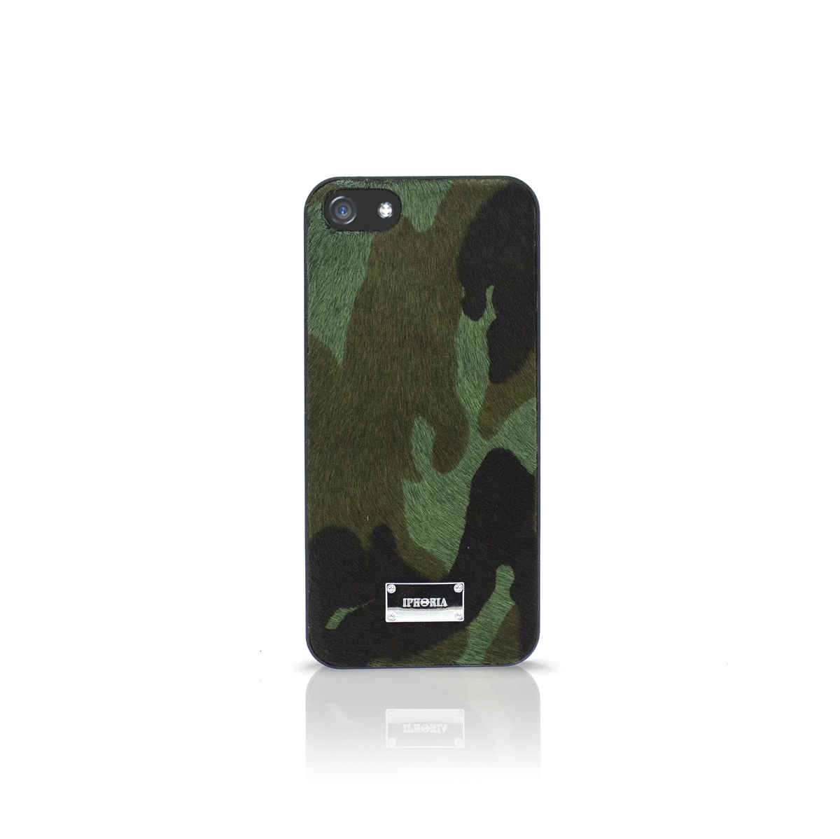 Hardcase Luxury Camouflage für Apple iPhone 5/ 5S/ SE