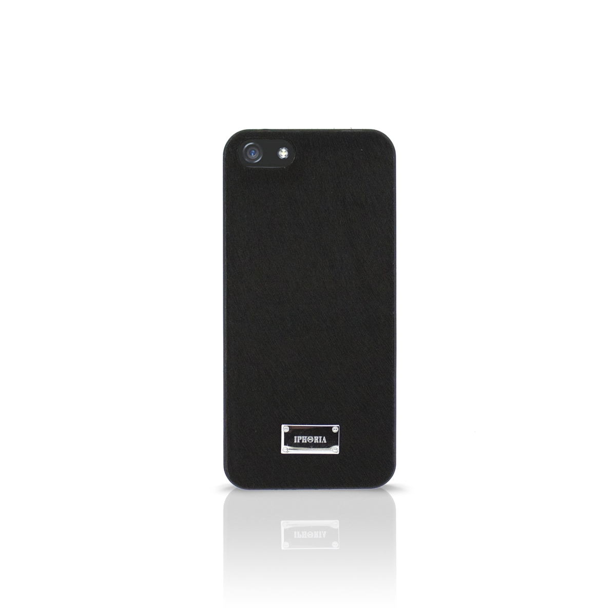 Hardcase Luxury Black für Apple iPhone 5/ 5S/ SE
