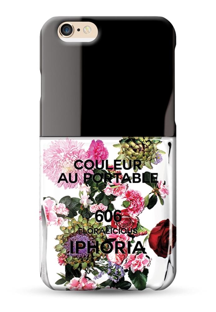 Couleur au Portable Flower Chique für Apple iPhone 6/ 6S