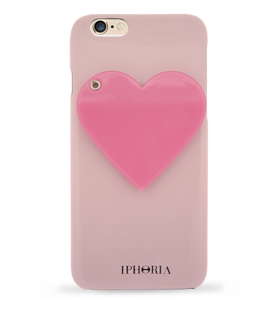 miroir heart attack for apple iphone 6 6s cases iphoria. Black Bedroom Furniture Sets. Home Design Ideas