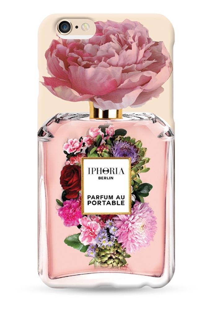 iphoria collection parfum au portable flower bouquet f r apple iphone 6 6s cases iphoria. Black Bedroom Furniture Sets. Home Design Ideas