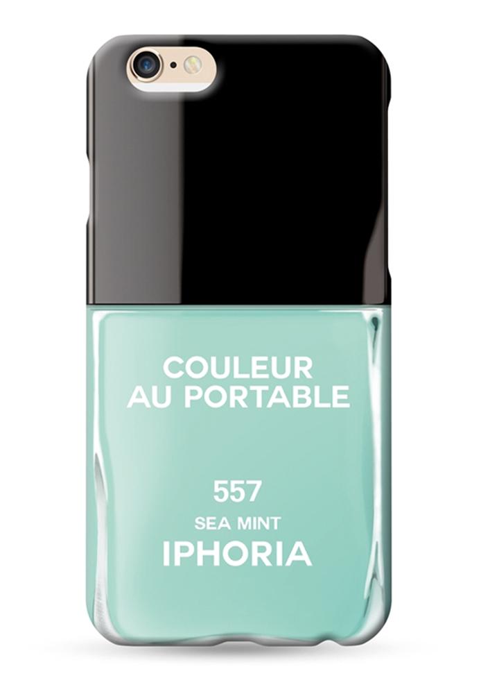 Couleur au Portable Vernis Sea Mint für Apple iPhone 6/ 6S