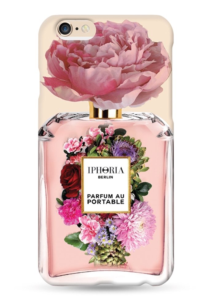 Parfum au Portable Flower Bouquet für Apple iPhone 6 Plus