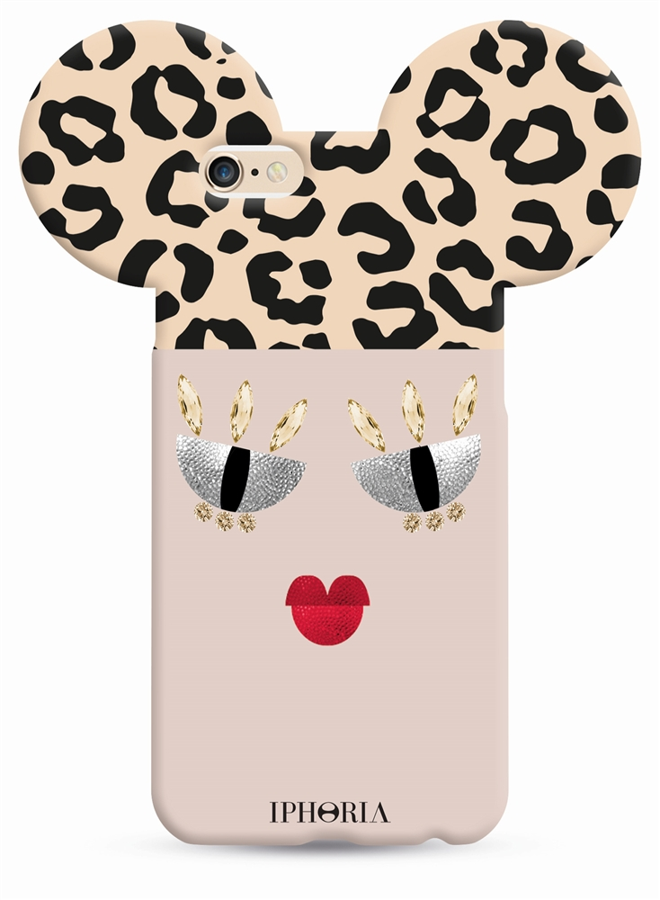 monster leo hat f r iphone 6 6s cases iphoria. Black Bedroom Furniture Sets. Home Design Ideas