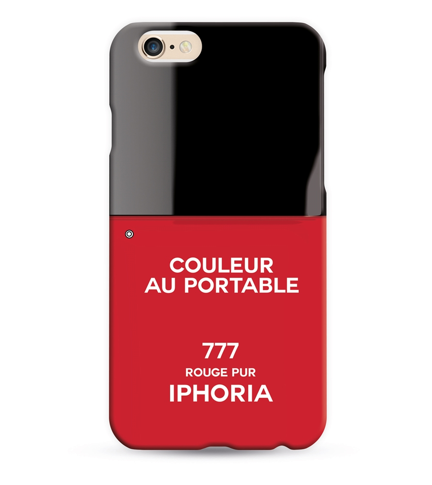 Miroir Couleur au Portable for Apple iPhone 6/ 6S