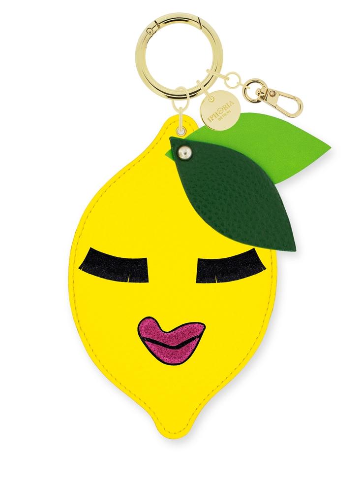 XL Bag Charm Lemon Kiss
