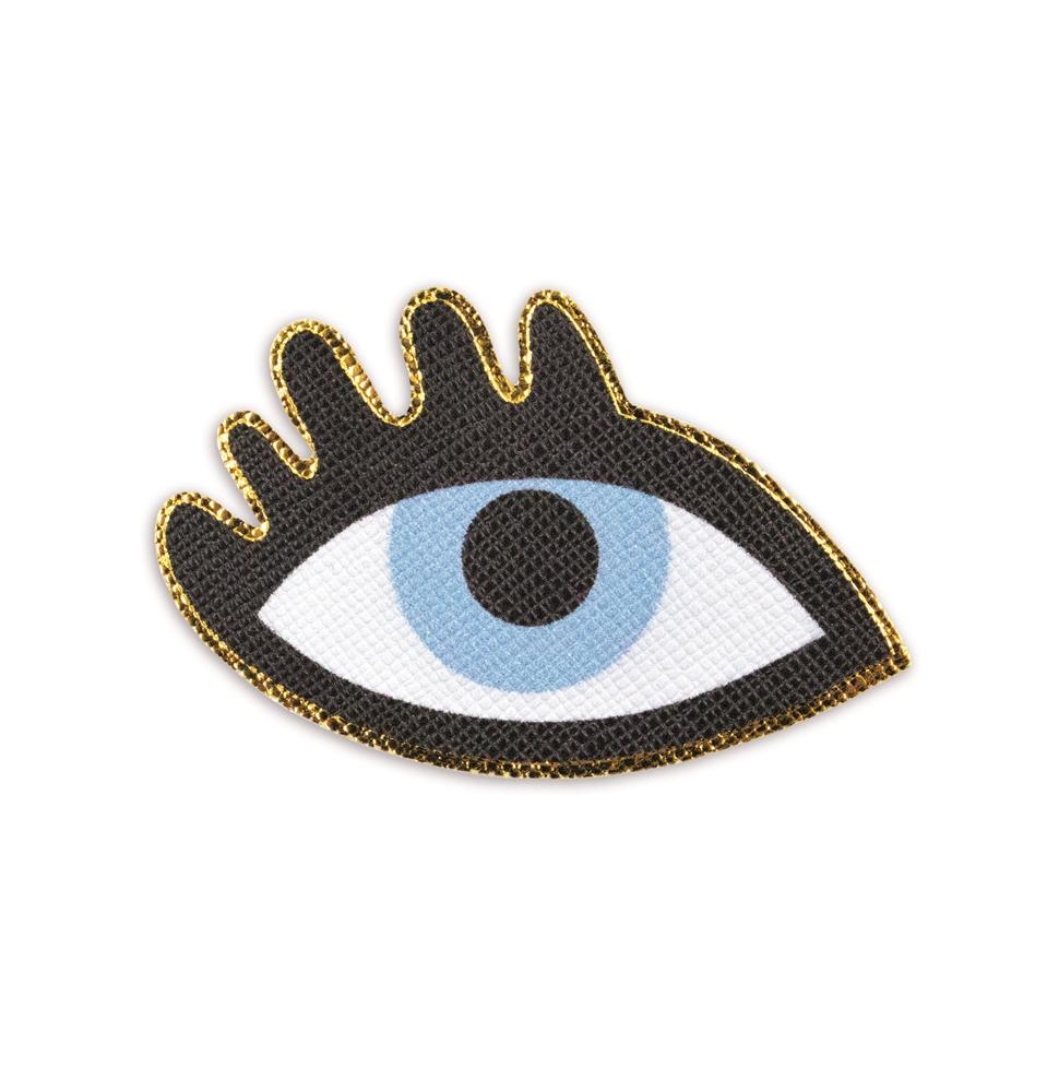 Leather Sticker Eye